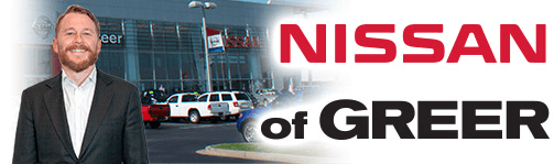 nissan of greer sponsor